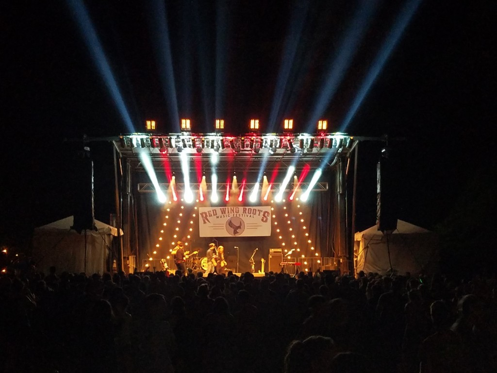 RED WING 2016 MAIN STAGE
