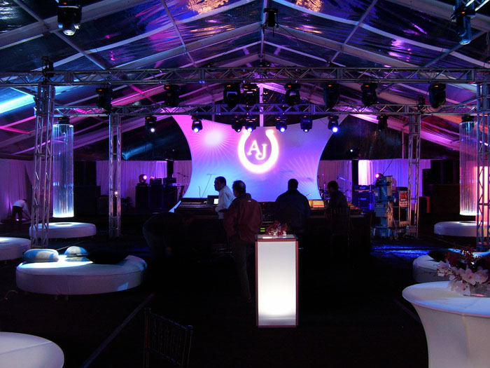Wedding and Corporate Lighting