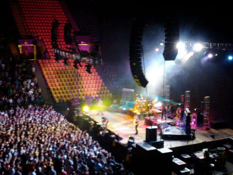 Arena Flex & Wideline, Lighting
