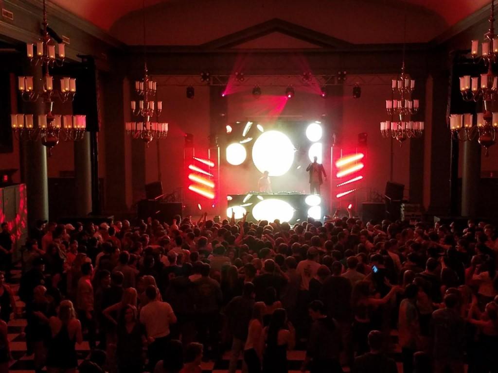 DJ Video Wall