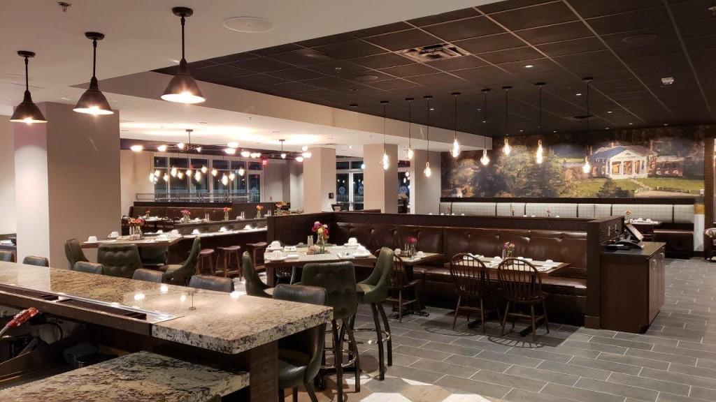 Restaurant & Bar QSC Speaker System